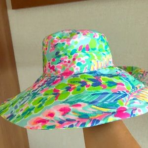 NWT Lilly Pultizer Beach hat